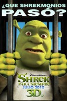 Shrek Forever After - Argentinian Movie Poster (xs thumbnail)