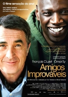 Intouchables - Portuguese Movie Poster (xs thumbnail)