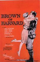 Brown of Harvard - Movie Poster (xs thumbnail)