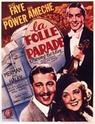 Alexander's Ragtime Band - Belgian Movie Poster (xs thumbnail)
