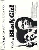Black Girl - Movie Poster (xs thumbnail)