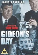 Gideon's Day - British Movie Cover (xs thumbnail)