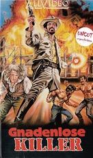 I tre del Colorado - German VHS movie cover (xs thumbnail)