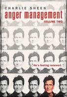 """""""Anger Management"""" - DVD movie cover (xs thumbnail)"""