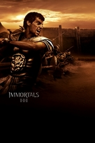 Immortals - British Movie Poster (xs thumbnail)