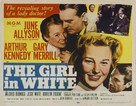 The Girl in White - Movie Poster (xs thumbnail)