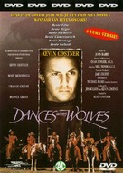 Dances with Wolves - Dutch DVD cover (xs thumbnail)