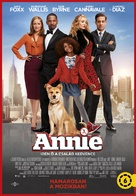 Annie - Hungarian Movie Poster (xs thumbnail)