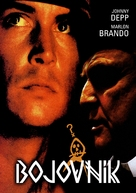 The Brave - Slovak DVD cover (xs thumbnail)