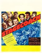 Stagecoach - Theatrical poster (xs thumbnail)