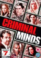 """Criminal Minds"" - British DVD movie cover (xs thumbnail)"