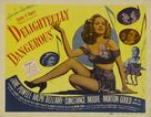 Delightfully Dangerous - Movie Poster (xs thumbnail)