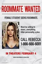 The Roommate - Movie Poster (xs thumbnail)