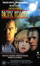 Pacific Heights - Australian DVD cover (xs thumbnail)