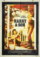 Harry & Son - Italian Movie Poster (xs thumbnail)