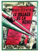 Torpedo Alley - French Movie Poster (xs thumbnail)