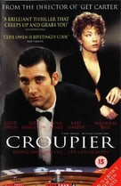 Croupier - British DVD movie cover (xs thumbnail)