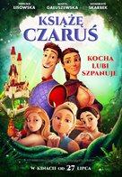 Charming - Polish Movie Poster (xs thumbnail)