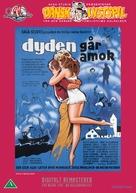 Dyden går amok - Danish DVD cover (xs thumbnail)