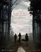 A Quiet Place: Part II - German Movie Poster (xs thumbnail)