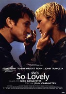 She's So Lovely - French Movie Poster (xs thumbnail)