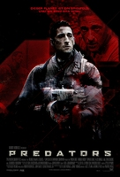 Predators - German Movie Poster (xs thumbnail)