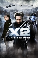 X2 - Canadian DVD movie cover (xs thumbnail)
