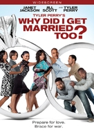 Why Did I Get Married Too - DVD cover (xs thumbnail)