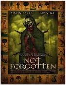 Not Forgotten - Movie Poster (xs thumbnail)