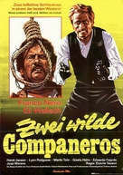 ¡Viva la muerte... tua! - German Movie Poster (xs thumbnail)
