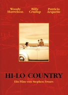 The Hi-Lo Country - German DVD cover (xs thumbnail)