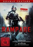 Rampage - German DVD movie cover (xs thumbnail)