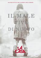 Evil Dead - Italian Movie Poster (xs thumbnail)