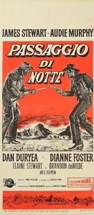 Night Passage - Italian Movie Poster (xs thumbnail)