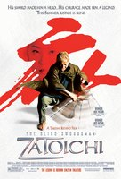 Zatôichi - Movie Poster (xs thumbnail)