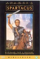 Spartacus - Dutch Movie Cover (xs thumbnail)