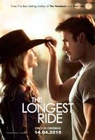 The Longest Ride - Thai Movie Poster (xs thumbnail)