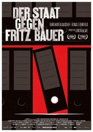 Der Staat gegen Fritz Bauer - German Movie Poster (xs thumbnail)