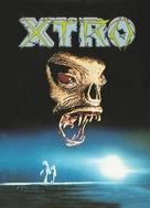 Xtro - DVD cover (xs thumbnail)