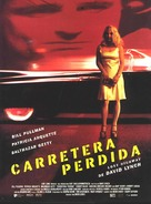 Lost Highway - Spanish Movie Poster (xs thumbnail)