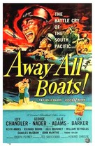 Away All Boats - Movie Poster (xs thumbnail)