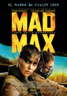 Mad Max: Fury Road - Spanish Movie Poster (xs thumbnail)