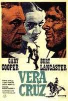 Vera Cruz - Spanish Movie Poster (xs thumbnail)