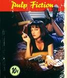 Pulp Fiction - German Blu-Ray cover (xs thumbnail)