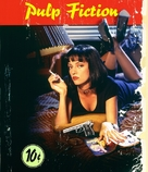 Pulp Fiction - German Blu-Ray movie cover (xs thumbnail)