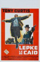 Lepke - Belgian Movie Poster (xs thumbnail)