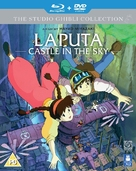 Tenkû no shiro Rapyuta - British Blu-Ray movie cover (xs thumbnail)