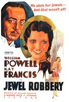 Jewel Robbery - Movie Poster (xs thumbnail)