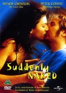 Suddenly Naked - Danish Movie Poster (xs thumbnail)