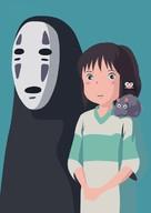 Sen to Chihiro no kamikakushi - Key art (xs thumbnail)